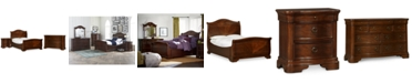 Furniture Bordeaux II 3-Pc. Bedroom Set (California King Bed, Nightstand & Dresser), Created for Macy's