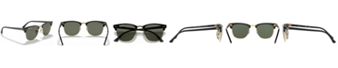 Ray-Ban Polarized Sunglasses , RB3016 CLUBMASTER