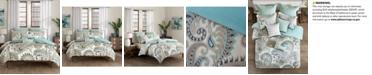 INK+IVY Mira Reversible Paisley Print Full/Queen Comforter Mini Set