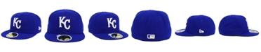 New Era Kids' Kansas City Royals Authentic Collection 59FIFTY Cap