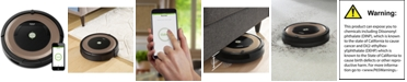iRobot Roomba® 895 Wi-Fi® Robotic Vacuum