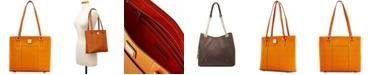 Dooney & Bourke Saffiano Leather Small Lexington Tote