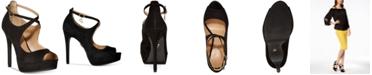 Thalia Sodi Chelsie Platform Dress Pumps, Created for Macy's