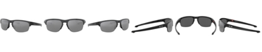 Oakley SLIVER EDGE Polarized Sunglasses , OO9413 65