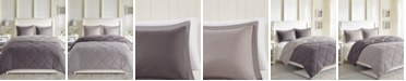 Madison Park Larkspur Reversible 3-Pc. King Comforter Set