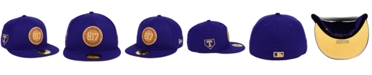 New Era Texas Rangers Area Patch 59FIFTY FITTED Cap