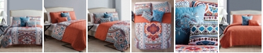 VCNY Home Natasha Reversible 5-Pc. Full/Queen Quilt Set