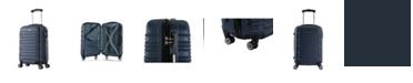 "InUSA New York 20"" Lightweight Hardside Spinner Carry-on Luggage"
