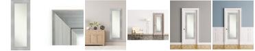 Amanti Art Romano 21x55 On The Door/Wall Mirror