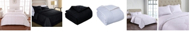 Epoch Hometex inc Cottonloft Soft and All natural Breathable Hypoallergenic Cotton Blanket and Comforter Collection
