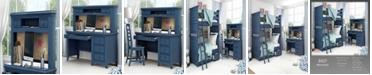 "My Home Bailey 50"" Desk Hutch"