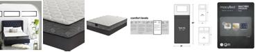 "MacyBed by Serta  Premium 10"" Plush Mattress Set - Twin XL, Created for Macy's"