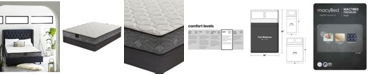 "MacyBed by Serta  Premium 10"" Plush Mattress Set - Full, Created for Macy's"