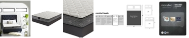 """MacyBed by Serta  Premium 10"""" Plush Mattress Set - Queen, Created for Macy's"""
