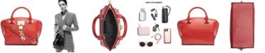 DKNY Elissa Small Leather Crossbody, Created for Macy's