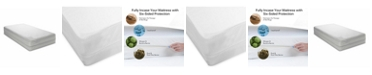 Sweet Home Collection Waterproof Washable Bed Bug Blocker King Mattress Protector
