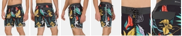 "Hurley Men's Phantom Domino 18"" Graphic Board Shorts"