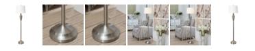 """Crestview Collection 60"""" Metal Floor Lamp"""