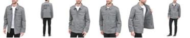 Levi's Men's 4-Pocket Logo-Print Field Jacket