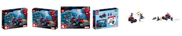 LEGO®  Spider-Man Car Chase 76133