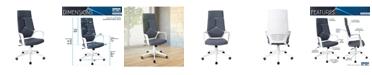RTA Products Techni Mobili Studio Office Chair