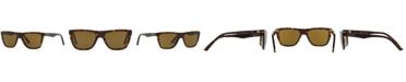 Sunglass Hut Collection Men's Polarized Sunglasses