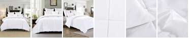 UNIKOME White Down Year Round Comforter, Size- Queen/Full