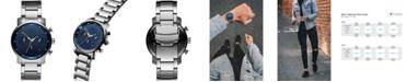 MVMT Men's Chrono Stainless Steel Bracelet Watch 40mm
