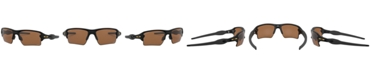 Oakley NFL Collection Sunglasses, New Orleans Saints OO9188 59 FLAK 2.0 XL