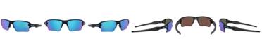 Oakley NFL Collection Sunglasses, Carolina Panthers OO9188 59 FLAK 2.0 XL