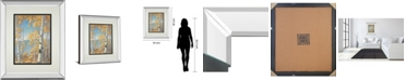 "Classy Art Honey Birch II by John Macnab Mirror Framed Print Wall Art, 34"" x 40"""