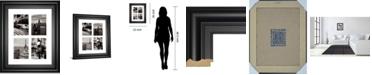 "Classy Art City Composite by Joseph Eta Framed Print Wall Art, 22"" x 26"""