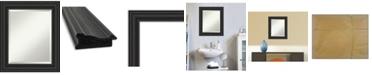 """Amanti Art Shipwreck Framed Bathroom Vanity Wall Mirror, 21.38"""" x 25.38"""""""