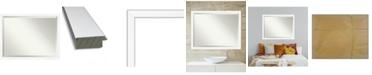 "Amanti Art Cabinet Framed Bathroom Vanity Wall Mirror, 43.25"" x 33.25"""