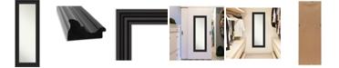 "Amanti Art Colonial on The Door Full Length Mirror, 19.75"" x 53.75"""