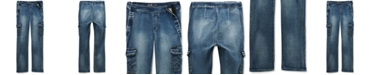 Seven7 Seven7 Men's Seated Mosset Pocketed Jeans