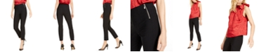 INC International Concepts INC Side-Zip Skinny Pants, Created for Macy's