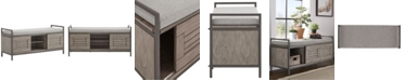 iNSPIRE Q Duke Storage Bench with Cushion
