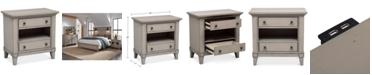 Furniture Sausalito Decorator Nightstand
