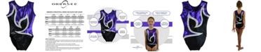 Obersee Toddler, Little and Big Girls Gymnastics Leotard