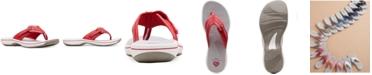 Clarks Women's Cloudsteppers Brinkley Jazz Sandals