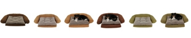 Carolina Pet Company Ortho Sleeper Comfort Couch with Removable Cushion Collection