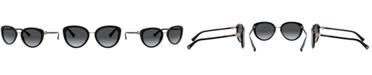 BVLGARI Women's Polarized Sunglasses