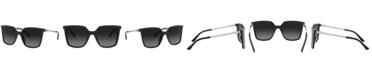 Tory Burch Polarized Sunglasses, TY7146 55