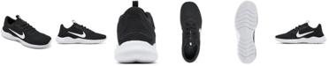 Nike Women's Flex Experience Run 9 Wide Width Running Sneakers from Finish Line