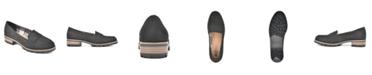 White Mountain Donahue Lug Sole Loafers