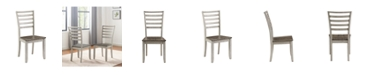 Furniture Abacus Side Chair