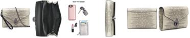 Calvin Klein Soft-Lock Convertible Crossbody Shoulder Bag