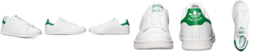 adidas Men's Stan Smith Casual Sneakers from Finish Line