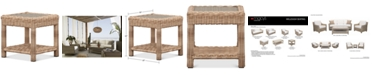 Furniture Willough Outdoor End Table, Created for Macy's